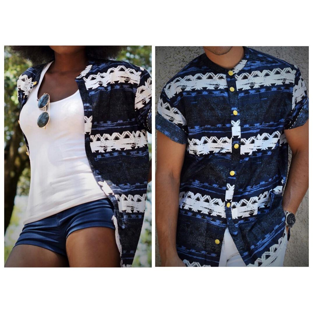 Comment porter la chemise de son homme - Comment donner du plaisir a un homme au lit ...